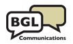 BGL Communications Logo